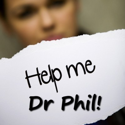 Dr Phil: Conquering Drinking & Depression Before Taking on Parenting