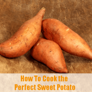 Dr Oz: How to Cook a Perfect Sweet Potato & Extend Berry Shelf Life