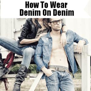 Today: How To Wear Denim On Denim & Lost Australian Paintings Returned