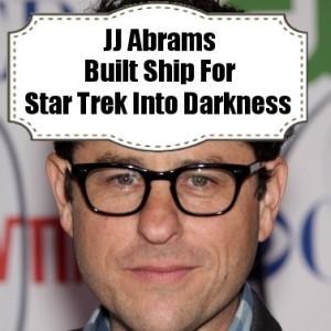 Today Show: J.J. Abrams Star Trek Into Darkness & Star Wars Preview