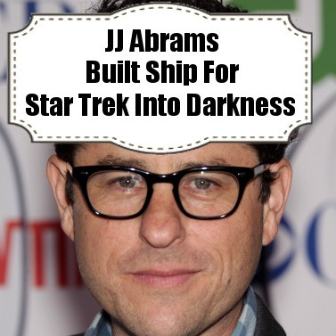 Today Show: J.J. Abrams Star Trek Into Darkness & Star Wars Preview