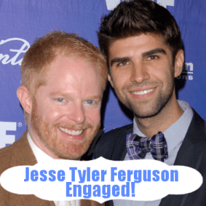 Live!: Jesse Tyler Ferguson Shakespeare in the Park & Modern Family