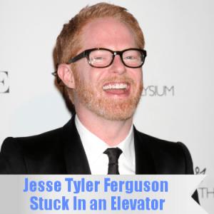 Kelly & Michael: Jesse Tyler Ferguson Stuck in an Elevator & CrossFit