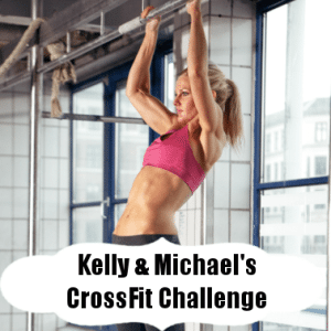 Kelly & Michael Fitness Challenge: CrossFit Challenge & Live! Inbox