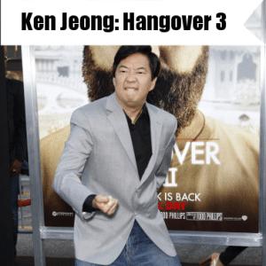 Ken Jeong The Hangover 3 2