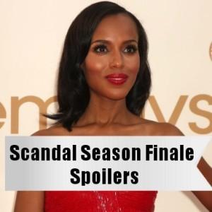 Ellen: Kerry Washington Dishes Scandal's Mole & Season Finale Surprise