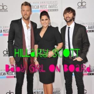 "Ellen: Hillary Scott Baby Drum Kit & Lady Antebellum ""Downtown"" Review"