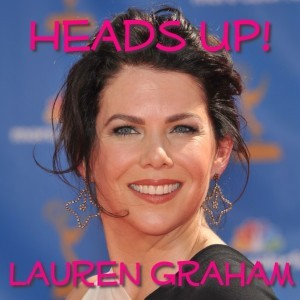 Ellen: Lauren Graham Joins Twitter & Heads Up Game Silent Challenge