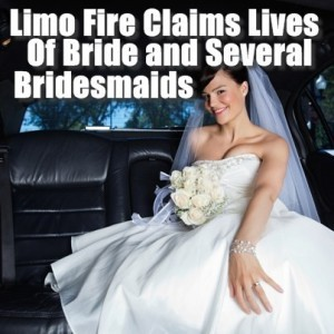 Today Show: Deadly Limousine Fire Claims Lives Of Five In Bridal Party