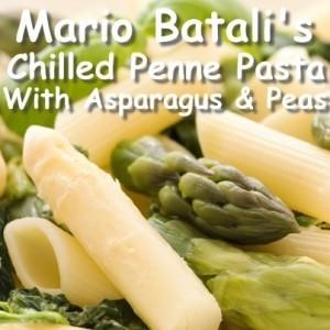 The Chew: Arista Toscana Recipe & Mario's Chilled Penne Pasta Recipe