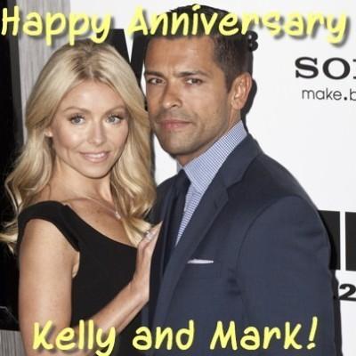 Kelly Ripa 17th Wedding Anniversary & Confusing Words Women Use