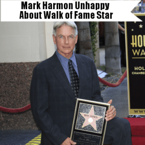 Live!: Mark Harmon Doesn't Want His Star on Hollywood Walk of Fame