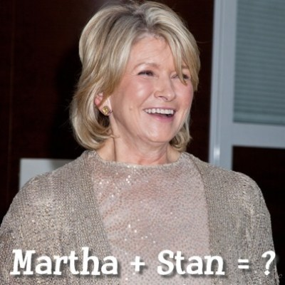 Today Show: Martha Stewart Meets Her Match.com Matches Stan and Larry