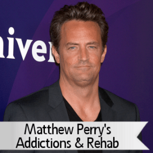 GMA: Matthew Perry in Jennifer Aniston's Wedding & Perry's House Rehab