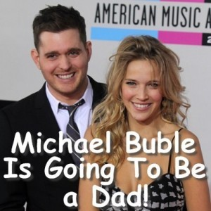 Ellen: Michael Buble 2013 Tour Starts September 7 & Baby Due in August