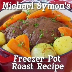 The Chew: Michael Symon's Braised Pot Roast Recipe From Your Freezer