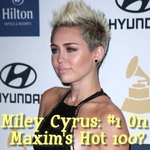 KLG & Hoda: Miley Cyrus Number 1 on Maxim Hot 100? & Favorite Things
