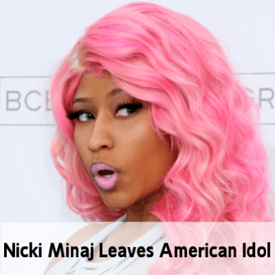 Today Show: Nicki Minaj Left American Idol & Jockey's New Bra Sizing
