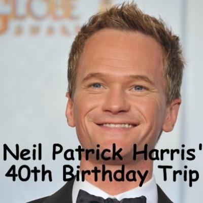 Ellen: Neil Patrick Harris 40th Birthday Surprise & Magic Guillotine