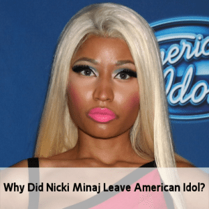Today Show: Nicki Minaj Left American Idol, Prancercise, & The Package Tour
