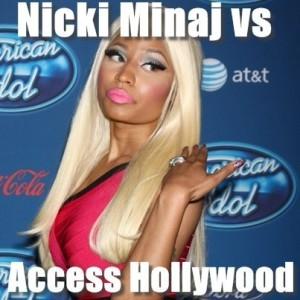 Kathie Lee & Hoda: Nicki Minaj Access Hollywood Feud & Met Gala 2013