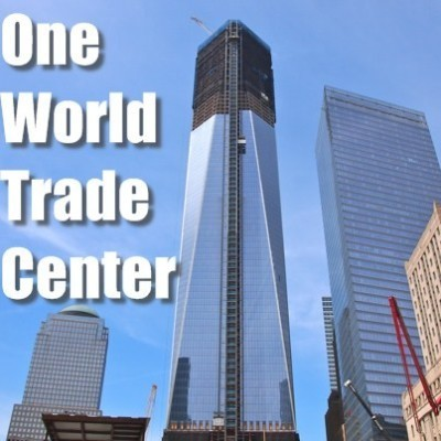 Today: Popsicle Stick Al Roker & Matt Lauer At One World Trade Center