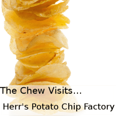 The Chew: The Chew Visits Herr's Potato Chip Factory