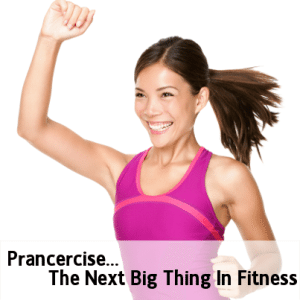 Today Show: Where Prancercise Came From & Joanna Rohrback Shows Us Prancercise
