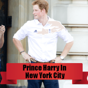 Live!: Prince Harry Visiting New York & Eating Insects Lowers Obesity
