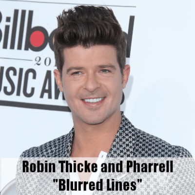 "Kelly & Michael: Robin Thick ""Blurred Lines"""