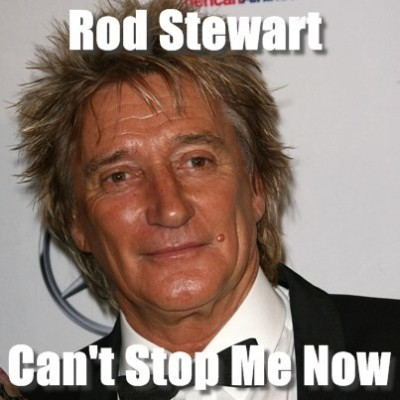 """GMA: Rod Stewart """"Can't Stop Me Now"""" & Paul McCartney's Grasshoppers"""
