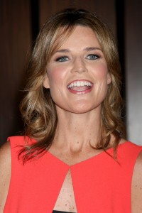 Today Show: Savannah Guthrie Engaged & Chris Hadfield Space Oddity