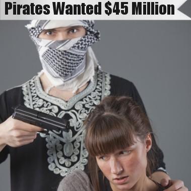 Dr. Phil: Jessica Buchanan Captors Were On Drugs & Wanted $45 Million