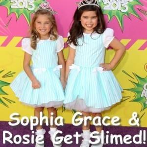 Ellen: Sophia Grace and Rosie Get Slimed & Different Tooth Fairies