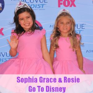 Ellen: Princess Merida's Coronation & Sophia Grace & Rosie Go to Vegas