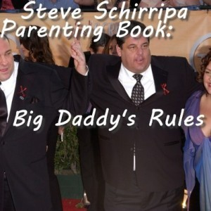 Today Show: Steve Schirripa Parenting Tips & Big Daddy's Rules Review