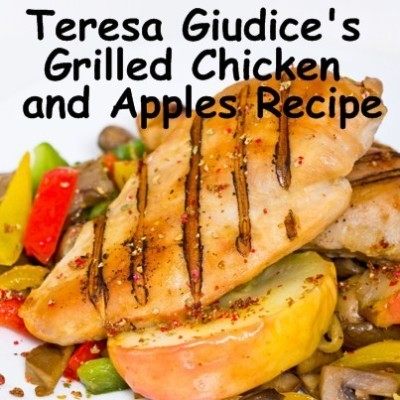 Kathie Lee & Hoda: Teresa Giudice Chicken With Apple Rings Recipe