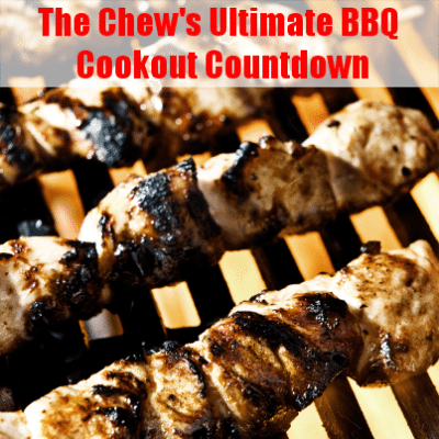 The Chew: Helio Castrovenes Barbecues & Ultimate BBQ Cookout Countdown