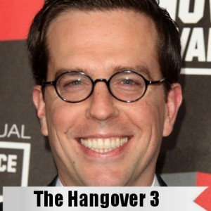 The Today Show: The Cast Of The Hangover 3 & Ed Helms On His Character