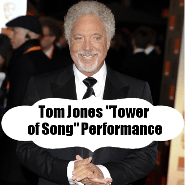 The View: Tom Jones Performs Tower of Song & Spirit In the Room Review