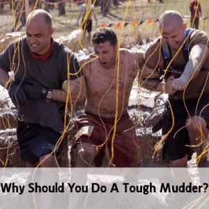 Today Show: Why Do A Tough Mudder? & The Tough Mudder Story
