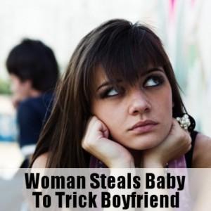 "Dr. Phil: Ex-Model ""Borrows"" Someone's Baby To Trick Her Boyfriend"