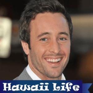 Ellen: Alex O'Loughlin Hawaii Five-O & Baby Boy Lion Learns to Surf