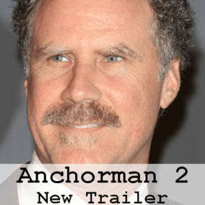 GMA: Cannes Film Festival Biscuit Tray Dress & New Anchorman 2 Trailer