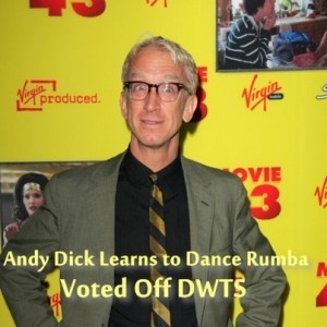 Live!: Andy Dick, Sharna Burgess Perform Rumba & Mother's Day Videos