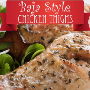 The Chew: Baja Style Braised Chicken Thighs Recipe & Arroz Rojo