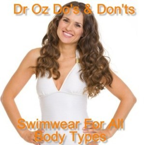 Dr Oz: Quickie Rev Up Workout Plan & Swimwear Shopping Do's & Don'ts