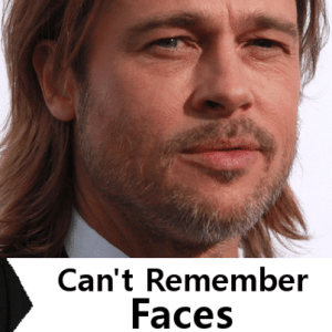 Brad Pitt Prosopagnosia Diagnosis: Can't Remember People's Faces