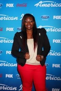 "Live!: American Idol Winner Candice Glover Sang ""I Am Beautiful"""