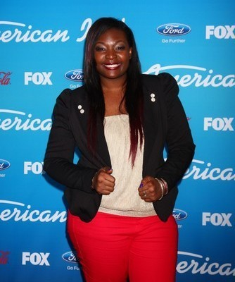 "Live!: American Idol Winner Candice Glover Sang ""I Am Beautiful"""